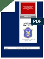 Unidad i - Los Proyectos en El Marco Del Planeamiento Institucional