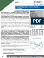Actualización de Cobertura Bancolombia 29 de Mayo 2013