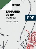 Angélica Freitas - Um Utero E Do Tamanho de Um Punho