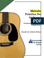 Metodo de Guitarra 2009en Preparacion