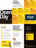 unsw open day program 2015