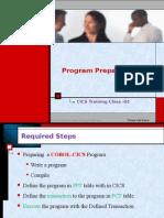 Cics Training Class -03