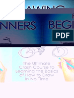 Drawing for Beginners! - The Ultimate Crash Course by Amy Taggart