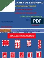 SEÑALETICAS NORMADAS LEOFAME