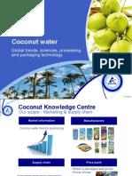 Coconut Water Presentation for APCC-DOA Training Tetra Pak Singapore