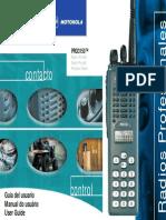 Guia de Usuario Equipo Con Teclado Pro3150
