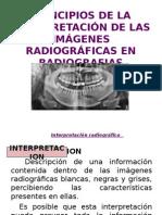 Clase Nª 4 Interpretacion Radiografica en Rx Panoramica 30 de Abril 2015 2222.ppt