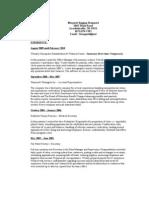 Jobswire.com Resume of Ginagemii