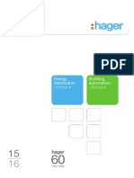 Hager 2015 Catalogue