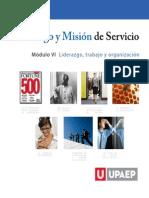 Liderazgo y Servicio