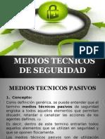 1-Medios Tecnicos de Seguridad