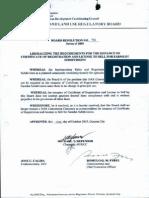 HLURB - Farmlot Subdivision by Broddett B. Abatayo, GE