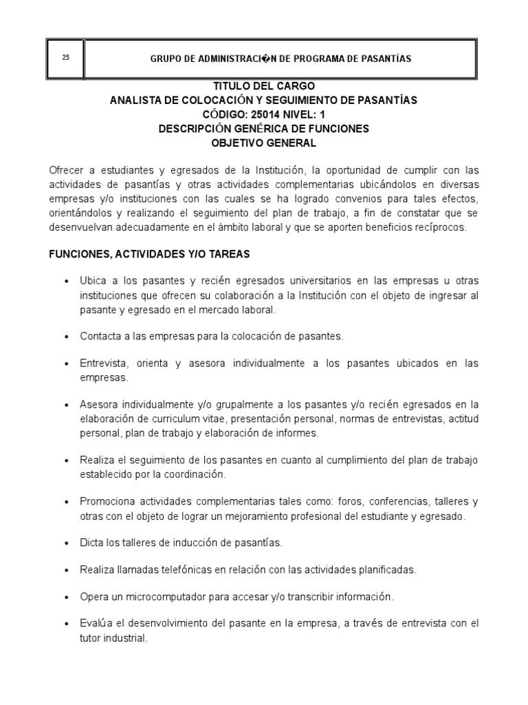 Dorable Curriculum Vitae Del Estudiante De Mba Para La Pasantía ...
