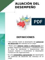 Evaluacion Del Desempeño Humanos is-2014