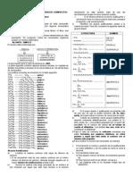 Reglas Generales de Nomenclatura de Compuestos Orgánicos