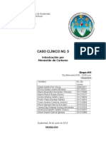 Cc 5 Intoxicacion Por Monxido GRUPO 19
