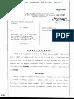 Atlantic Mutual Insurance Company v. Killearn, Inc. et al - Document No. 49