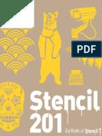 Stencil 201 - Ed Roth