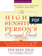 The Highly Sensitive Person Survival Guide