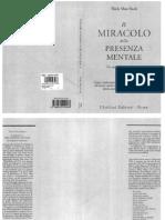 Thich Nhat Hanh - Il Miracolo Della Presenza Mentale