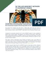 Hornet is New Tor