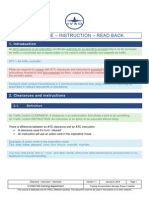 PP ADC Clearance Readback