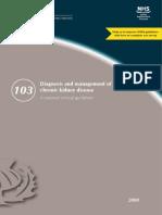 Guideline CKD