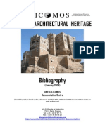 Bibliography of Earth Architecture