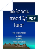 Impact Economic Cicloturism