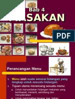 Bab 4- masakan