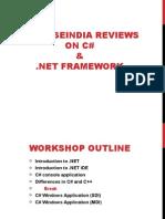 Synapseindia Reviews on C# and Dotnet Framework