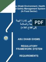 Adfca Prsentation for First EHSMS Workshop