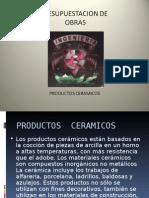 Productos Ceramicos 2