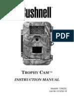 Bushnell Trophy Cam 119425C Cabelas 1LIM Web
