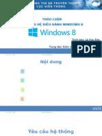 Windows 8 - Present