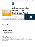 A Comprehensive Guide to the Pathfinder Panel..