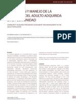 Evaluación y Manejo de NAC CLC