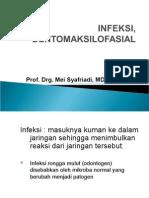 Infeksi demtomaksilofasial