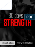 30 Days of Strength