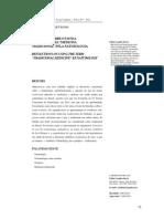 Reflexões Sobre o Uso Da Nomenclatura «Medicina Tradicional» Pela Naturologia