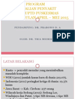 Evaluasi Program Pengendalian Penyakit Kusta Di Uptd Puskesmas