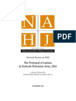 2002 NAHJ Network Brownout Report