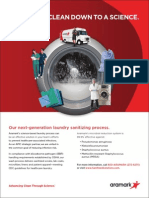 Sanitizing Wash Process Factsheet