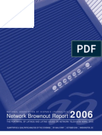 2006 NAHJ Network Brownout Report