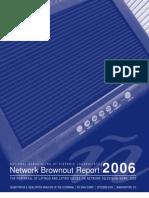 2006 NAHJ Network Brownout Report
