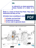 Power Plant Familiarization