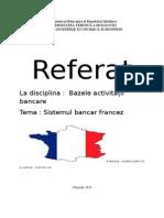 sistemul bancar francez