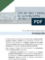 Usos de Suelo y Puesta en Valor del Centro Histórico de Guayaquil
