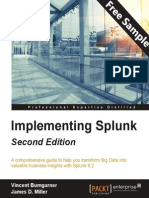 Implementing Splunk - Second Edition - Sample Chapter