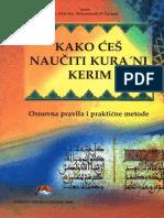 Kako Ces Nauciti Kurani Kerim